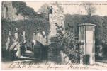 Gand  Les Ruines De L'abbaye De St Bavon   1910 - Gent