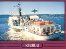(402) Finland- Finlande - Keuruu Ship - Finlandia