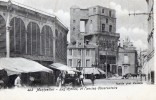 N°553 F MONTPELLIER LES HALLES ET L ANCIEN OBSERVATOIRE - Montpellier