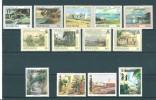 Bermudes: 502/ 506 + 575/ 578 + 600/ 603 ** - Bermudes