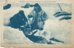 MISSIEN DER PATERS OBLATEN IN NOORD-AMERIKA - VISCHVANGST ONDER HET IJS - Cartes Postales