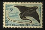 COTE DES SOMALIS,  N° 296  Neuf ** , Cote 1,80 Euro Au Quart De Cote - Non Classés