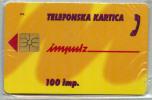 JUGOSLAVIA-R.S.K. VUKOVAR-KNIN-100 Imp-Atlanta 96-MINT IN PACK - Yougoslavie