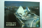 Greetings From Sydney - Opera House - Australia