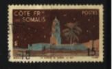 COTE DES SOMALIS,  N° 280  Oblitéré , Cote 1,50 Euro Au Quart De Cote - Non Classés