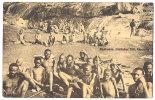SLAVES Esclaves Mashonas Zimbaye Hill RHODESIA C. 1908 - Simbabwe