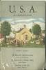 @@@ USA - An American Review - Vol.2 No:7 - 1945 - Nouvelles/ Affaires Courantes