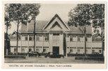 Vieilles Voitures (Citroën) Devant Ministère Des Affaires étrangères PNOMH PENH Cambodge PHOTO Env. 1948 - Cambodge