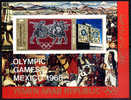 YEMEN - Arab Republic : 1968 (MNH) : Mich : BL 76 Cote : 12,00 Eur - Zomer 1968: Mexico-City