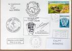 TAAF PLI ST PAUL ET AMSTERDAM TP438 + 323 Obl. 9 9 2008. Cach.M. Dufresne Signé CDT. Cachet AMAPOF Signé. Voir Scans - Terres Australes Et Antarctiques Françaises (TAAF)