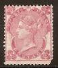 Grande-Bretagne (GB) Victoria 1862 - 3p Rose Unused (neuf Sans Gomme) - Sc#37 Cote 1600$ - SG#77 - 1840-1901 (Victoria)