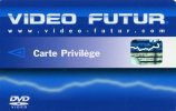 CARTE VIDEO FUTUR.... CARTE PRIVILEGE..... VOIR SCANNER - Sonstige
