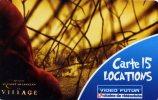 CARTE VIDEO FUTUR.... CARTE 15 LOCATIONS .....VILLAGE...... VOIR SCANNER - Frankreich