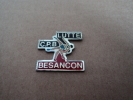 PINS LUTTE C.P.B BESANCON - Lutte