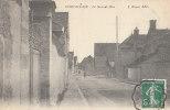 21 CORGOLOIN  La Gde RUE  Maisons Enfant En 1908 - France