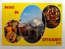 CUNEO--VALLE GESSO--ENTRACQUE--VEDUTE FUNGHI E CASTAGNE--FG--V - Cuneo