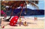 CPSM - Trinidad - A Beach Along Maracas Bay - By Pan American World Airways - Trinidad