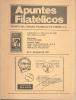 APUNTES FILATELICOS REVISTA DEL CENTRO FILATELICO DE LINIERS NRO. 19 SETIEMBRE DE 1990 28 PAGINAS - Tijdschriften