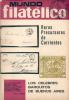 MUNDO FILATELICO MARZO DE 1970 AÑO IV NRO. 22 TEMAS LA TEMATICA UNIVERSAL, MATASELLOS MECANICOS AGENCIAS POSTALES TEMPOR - Tijdschriften