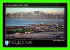 REYKJAVIK, ICELAND - THE SMOKELESS CITY - STORAGE TANKS FOR NATURAL HOT WATER - LITBRA H.F. - - - Islande