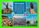 REYKJAVIK, ICELAND - 5 MULTIVIEW - LITBRA H.F. - - Islande