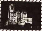 U1162 BOURGES LA CATHEDRALE ILLUMINEE 1963AMBULANT SAINCAIZE A ST GERMAIN 2 SCANS - Bourges