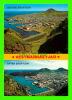 VESTMANNAEYJAR, ICELAND - FISHING PORT, BEFORE & AFTER THE ERUPTION 1973 - LITBRA H.F. - - Islande
