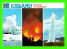 ICELAND - THE LANDS OF CONTRASTS - LITBRA H.F. - PHOTO RAFN HAFNFJORO - - Islande