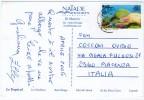 ILE MAURICE/MAURITIUS - LE TROPICAL RESORT / THEMATIC STAMP-FISH - Mauritius