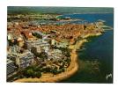 Antibes: Jardin Albert 1er, Les Remparts Et La Vieille Ville, Photo Geay Aero (11-2240) - Antibes