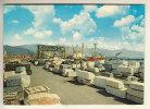 MARINA DI CARRARA IL PORTO TRASPORTO MARMO 1968 - Carrara