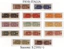 Italia-F00810 - 1900-44 Victor Emmanuel III