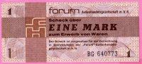 ** FORUM **  ALEMANIA GERMANY DEUTSCHLAND   - RDA / GDR / DDR  **  1 Mark / Marco 1979  **  PICK FX2 - [14] Forum-Aussenhandelsgesellschaft MBH