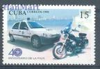 Cuba Mi Nr 4181 - Cars, Motors - Polizia – Gendarmeria