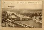 """Paris (Seine) Le Dirigeable Militaire """"la République"""". - Zeppeline"""