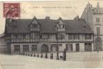14 LISIEUX - Maison Normande, Place Le Hennuyer - Lisieux