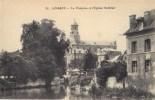 14 LISIEUX - La Touques Et L´Eglise St-Désir - Lisieux