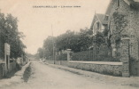 CHAMPIGNOLLES - L'Avenue Adam - Unclassified