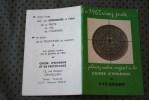 1965 CALENDRIER PETIT FORMAT OFFERT PAR CAISSE EPARGNE CAVAILLON - Calendriers