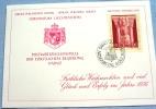 == Lichtenstein Weinachtskarte1976 - Liechtenstein