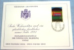 == Lichtenstein Weinachtskarte1981 - Lotti/Collezioni