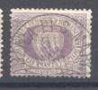 San Marino 1894 20 C. (Sass.29) Usato /Used VF - Saint-Marin