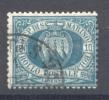 San Marino 1892 10 C. (Sass.14) Usato /Used VF - Saint-Marin