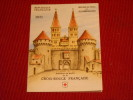 France 1971 Carnet Croix Rouge** - Carnets