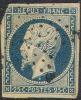 # France 11b, Used, Dark Blue, Blueish,sound, Bright, . (fr011-3 , [16GT - 1852 Louis-Napoleon