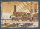 Skt.Thomas-und Prinzeninseln - Mi.Nr. 814 -Marke Aus Block  113   - Gestempelt - São Tomé Und Príncipe