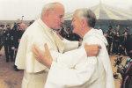 The Visit Of Pope John Paul II FRANCE - 7 Pieces - Papas