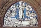 Ph-CPSM Italie Firenze (Toscana) Santa Maria Del Fiore Resurrezione, Luca Della Robbia - Firenze (Florence)