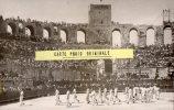 ARLES  CARTE PHOTO LES ARENES  LA COCARDE D OR  1943 - Arles