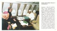 The Visit Of Pope John Paul II In BRAZIL- 15 Pieces - Papas